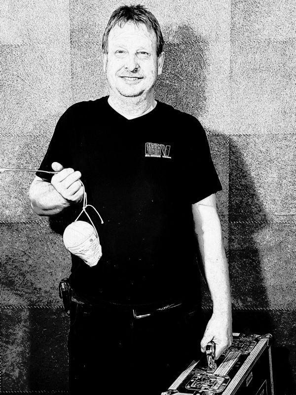 Klaus Schlüter, Pyrotechniker Millennium Visions
